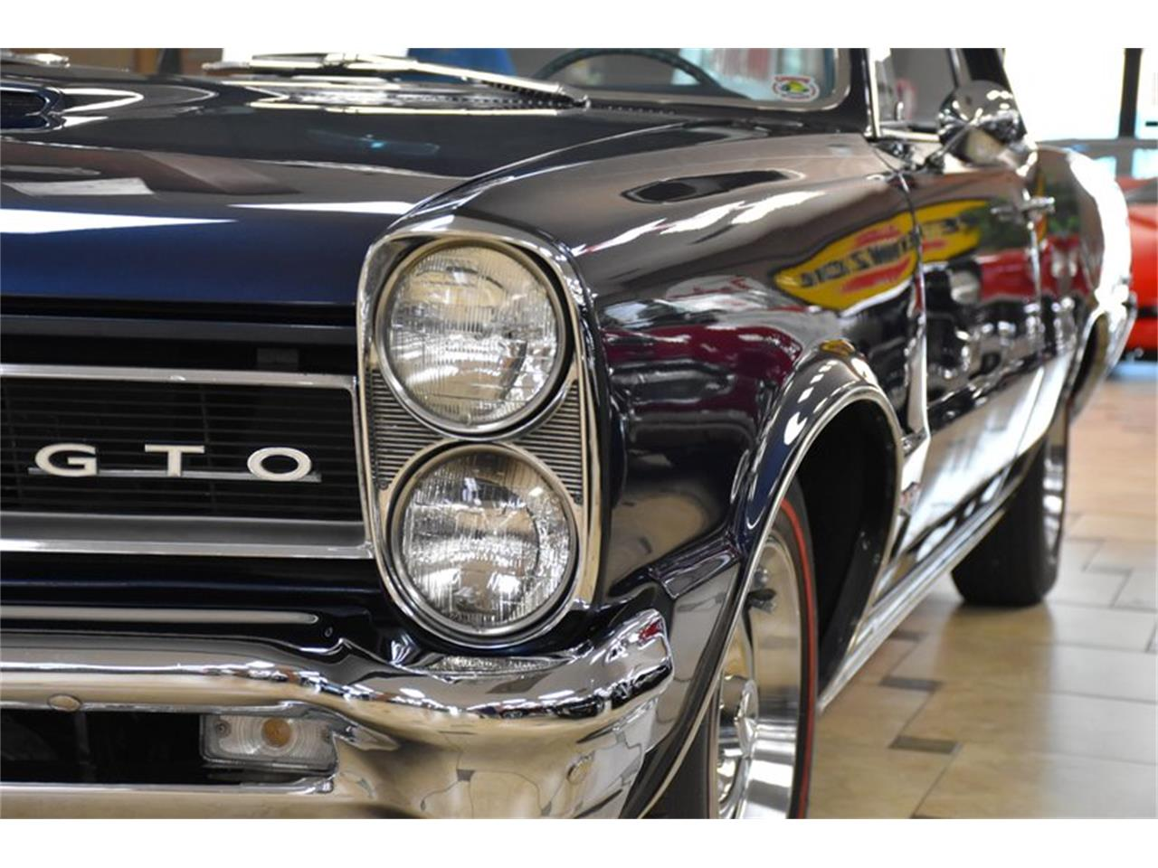 Large Picture of 1965 Pontiac GTO located in Florida Auction Vehicle - Q6O3