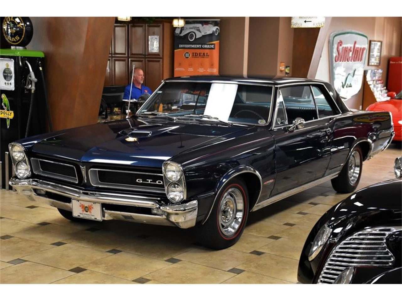 Large Picture of '65 Pontiac GTO located in Venice Florida Offered by Ideal Classic Cars - Q6O3
