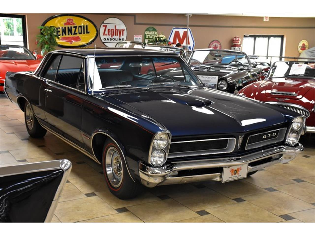 Large Picture of Classic 1965 GTO Offered by Ideal Classic Cars - Q6O3