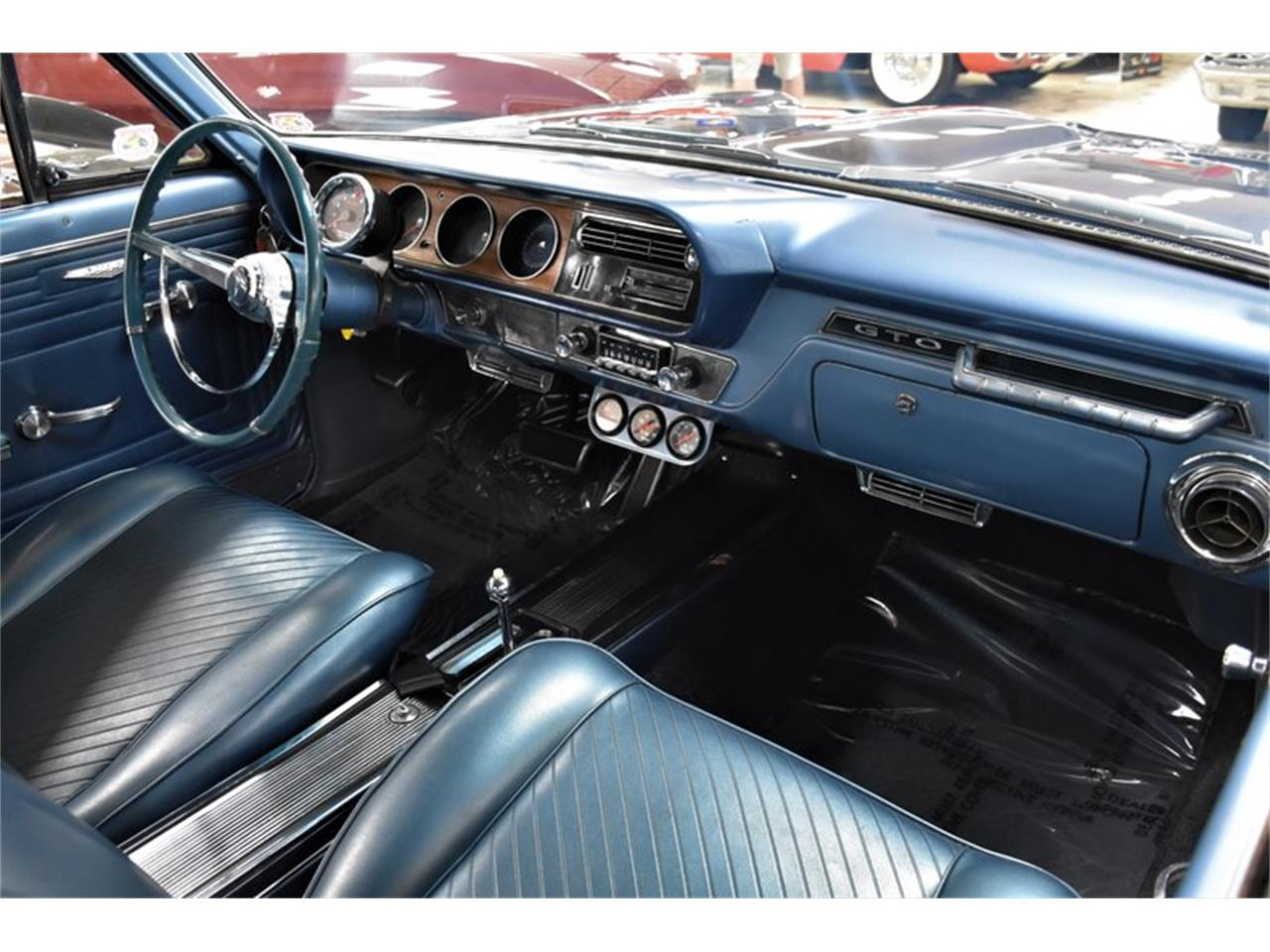 Large Picture of Classic '65 Pontiac GTO - Q6O3