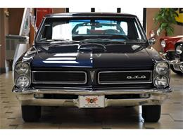Picture of Classic 1965 GTO located in Venice Florida Offered by Ideal Classic Cars - Q6O3