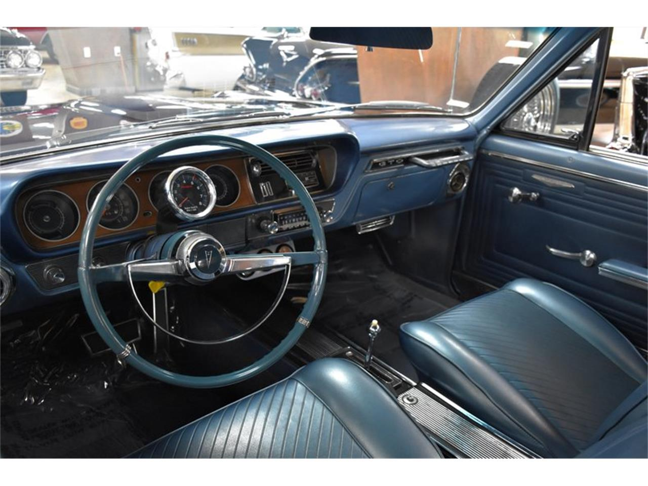 Large Picture of Classic 1965 GTO located in Florida Auction Vehicle - Q6O3