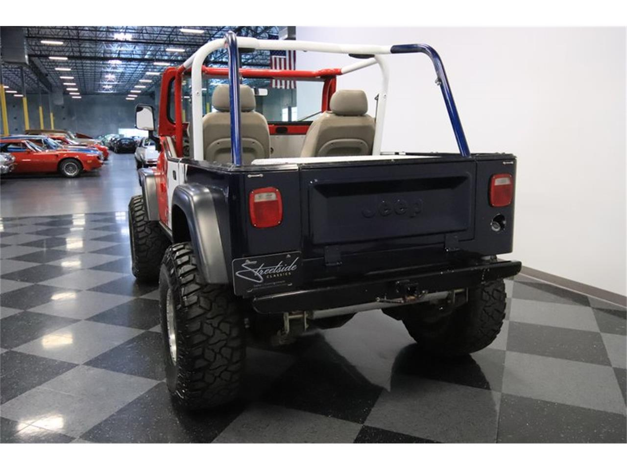 Large Picture of 1983 CJ8 Scrambler - $36,995.00 Offered by Streetside Classics - Phoenix - Q5HM