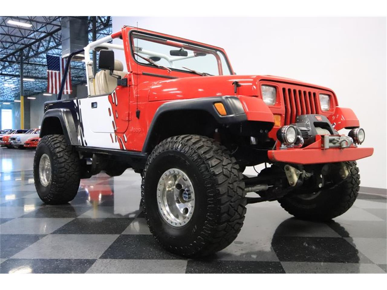 Large Picture of 1983 Jeep CJ8 Scrambler - Q5HM