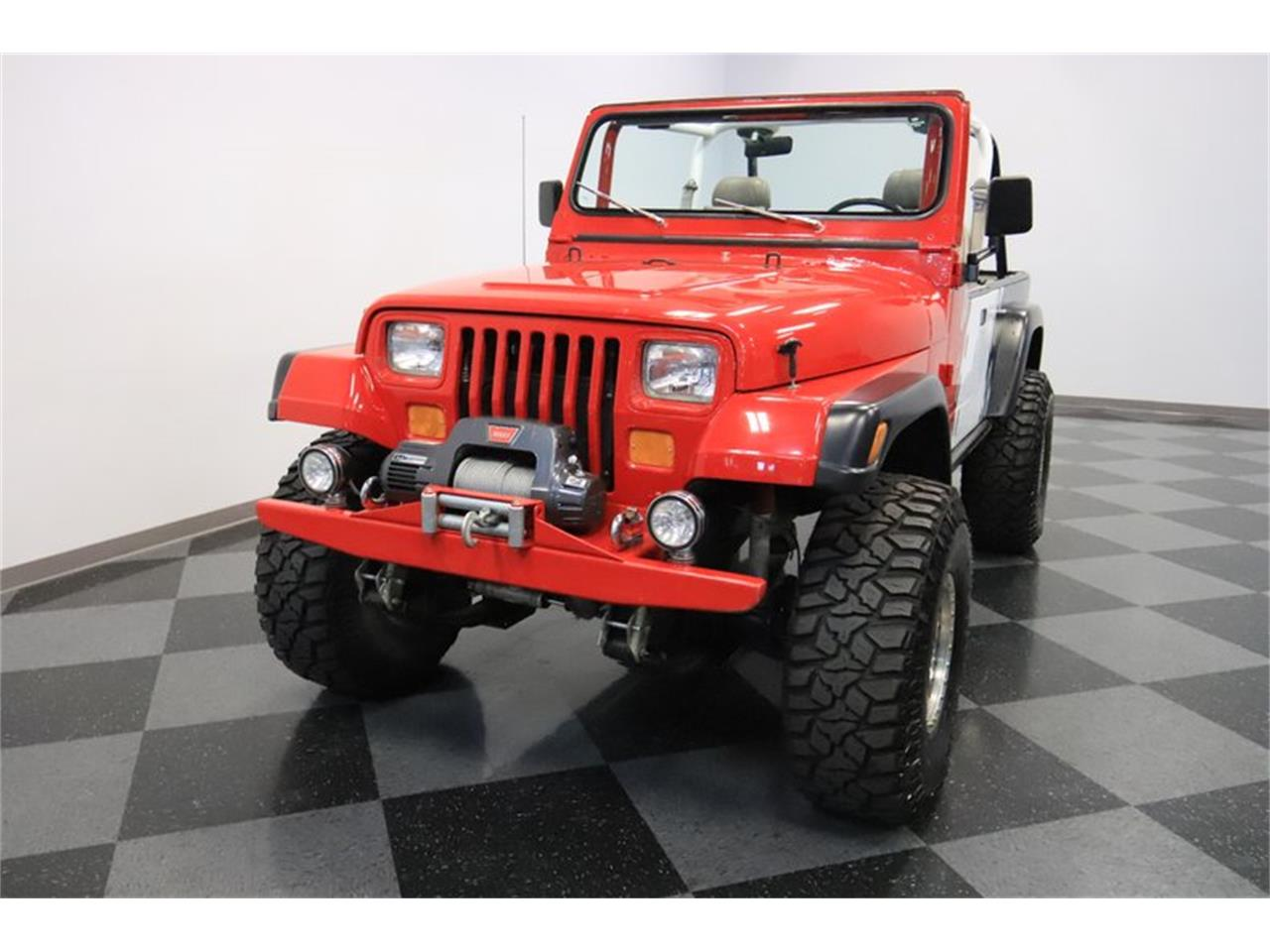 Large Picture of 1983 Jeep CJ8 Scrambler - $36,995.00 Offered by Streetside Classics - Phoenix - Q5HM