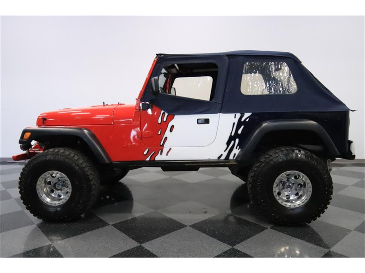 Large Picture of '83 Jeep CJ8 Scrambler located in Mesa Arizona Offered by Streetside Classics - Phoenix - Q5HM