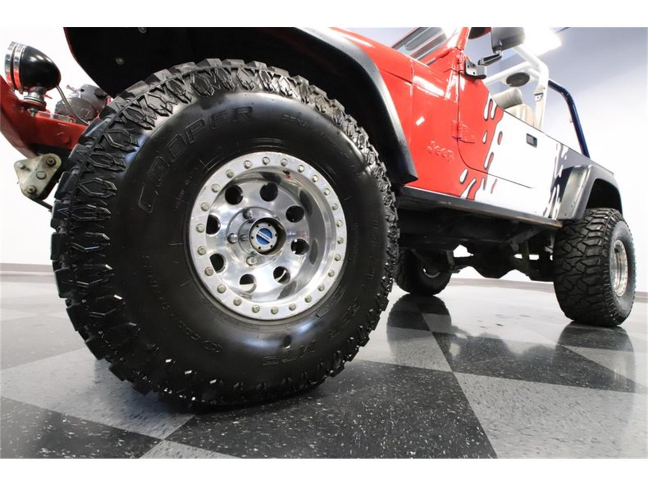 Large Picture of '83 CJ8 Scrambler located in Mesa Arizona Offered by Streetside Classics - Phoenix - Q5HM
