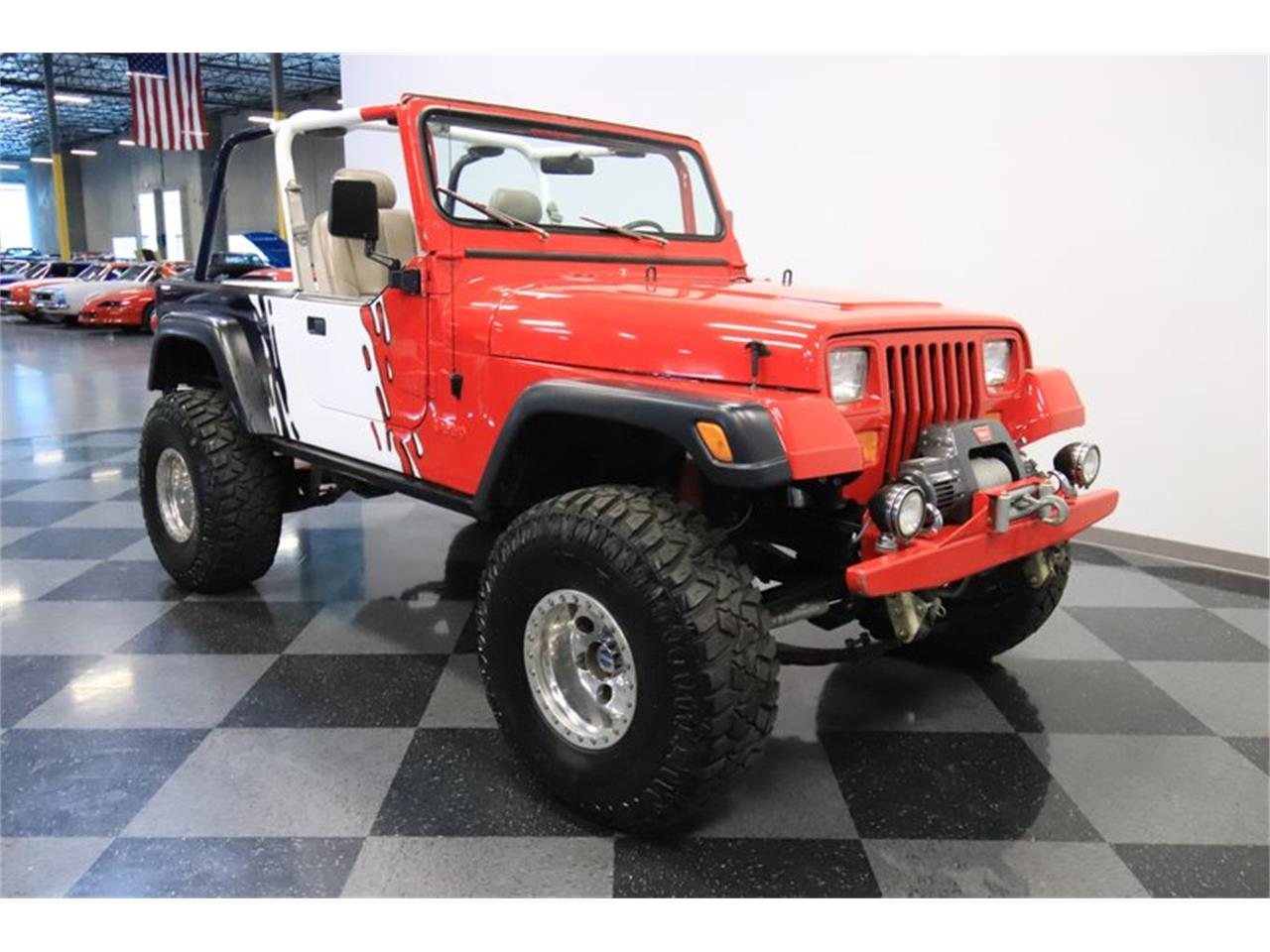 Large Picture of 1983 CJ8 Scrambler located in Mesa Arizona - $36,995.00 Offered by Streetside Classics - Phoenix - Q5HM