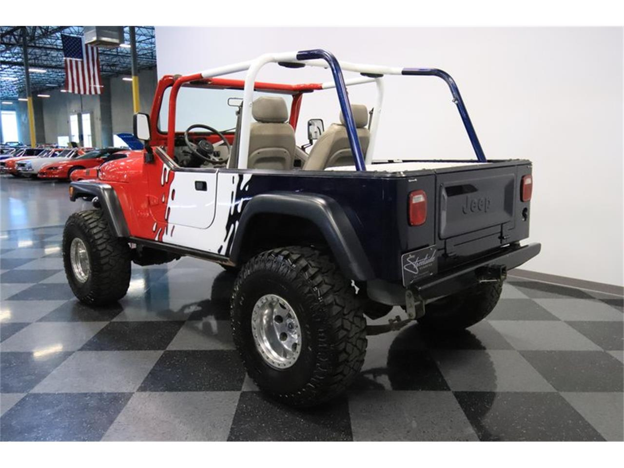 Large Picture of 1983 Jeep CJ8 Scrambler located in Mesa Arizona Offered by Streetside Classics - Phoenix - Q5HM