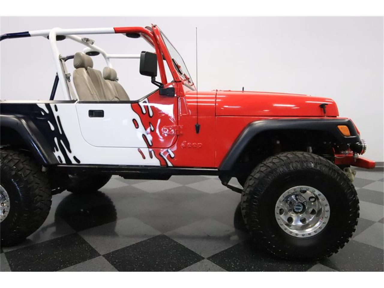 Large Picture of 1983 Jeep CJ8 Scrambler located in Mesa Arizona - Q5HM