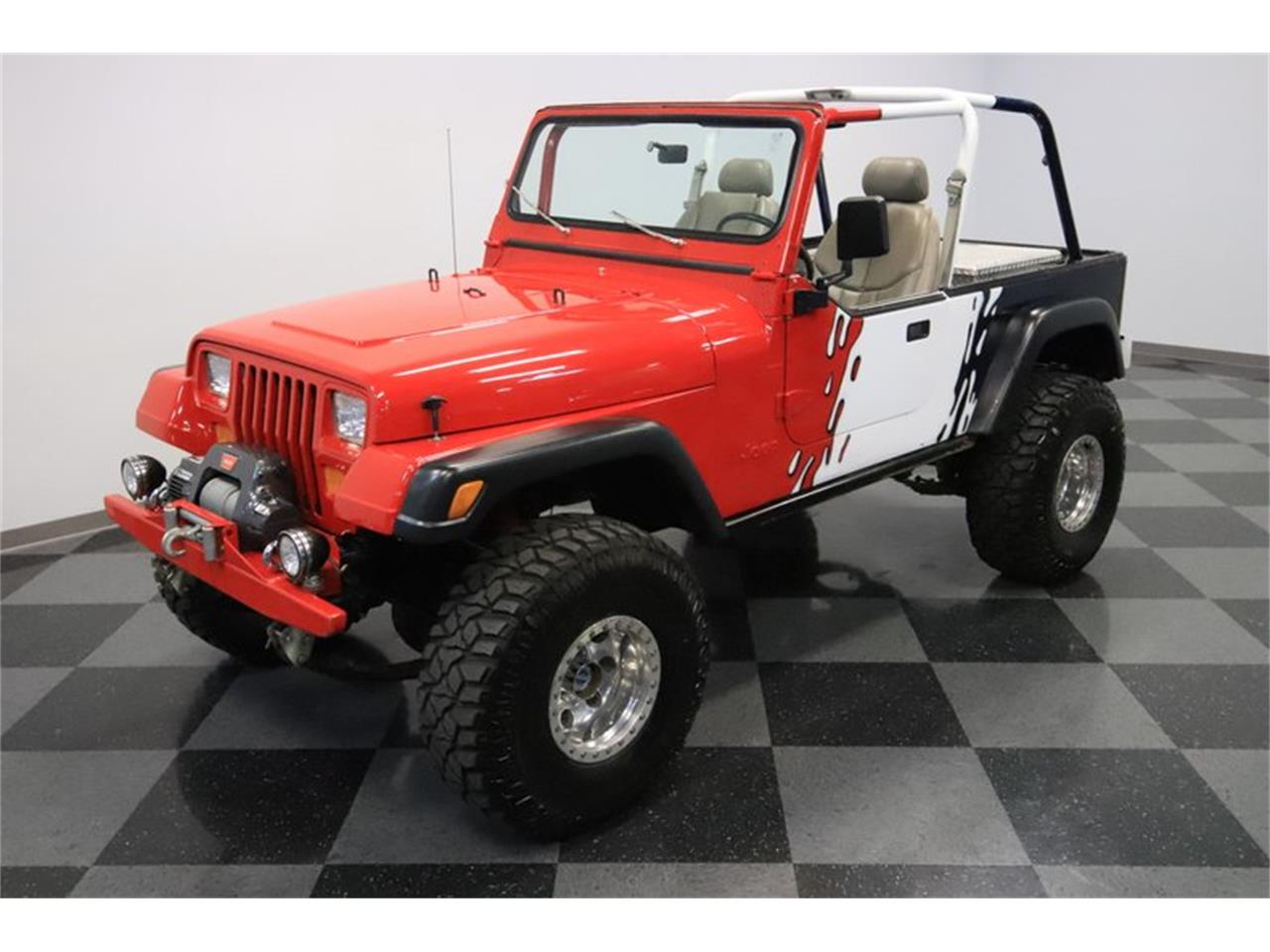 Large Picture of '83 Jeep CJ8 Scrambler located in Arizona - $36,995.00 Offered by Streetside Classics - Phoenix - Q5HM