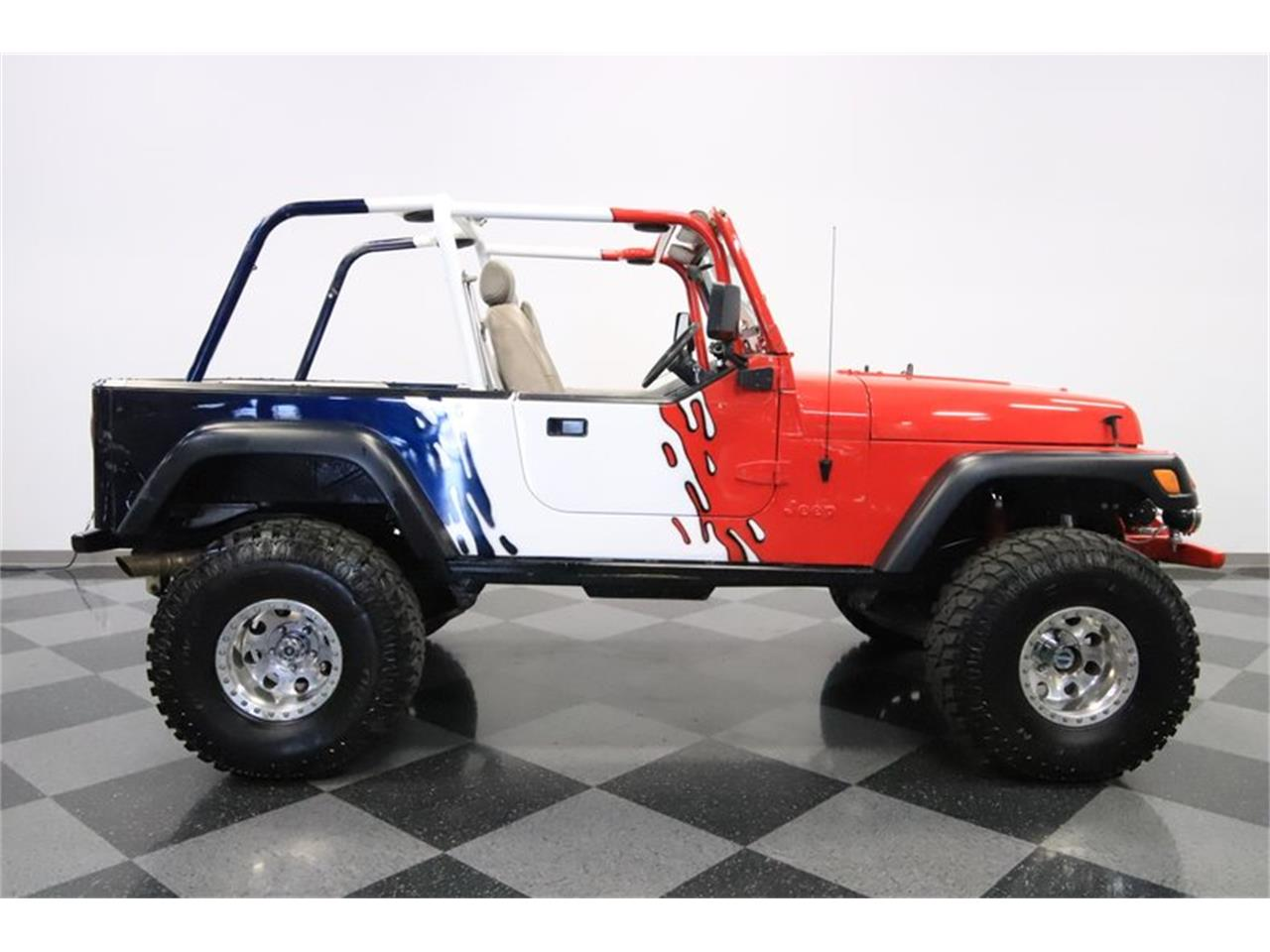 Large Picture of 1983 Jeep CJ8 Scrambler Offered by Streetside Classics - Phoenix - Q5HM