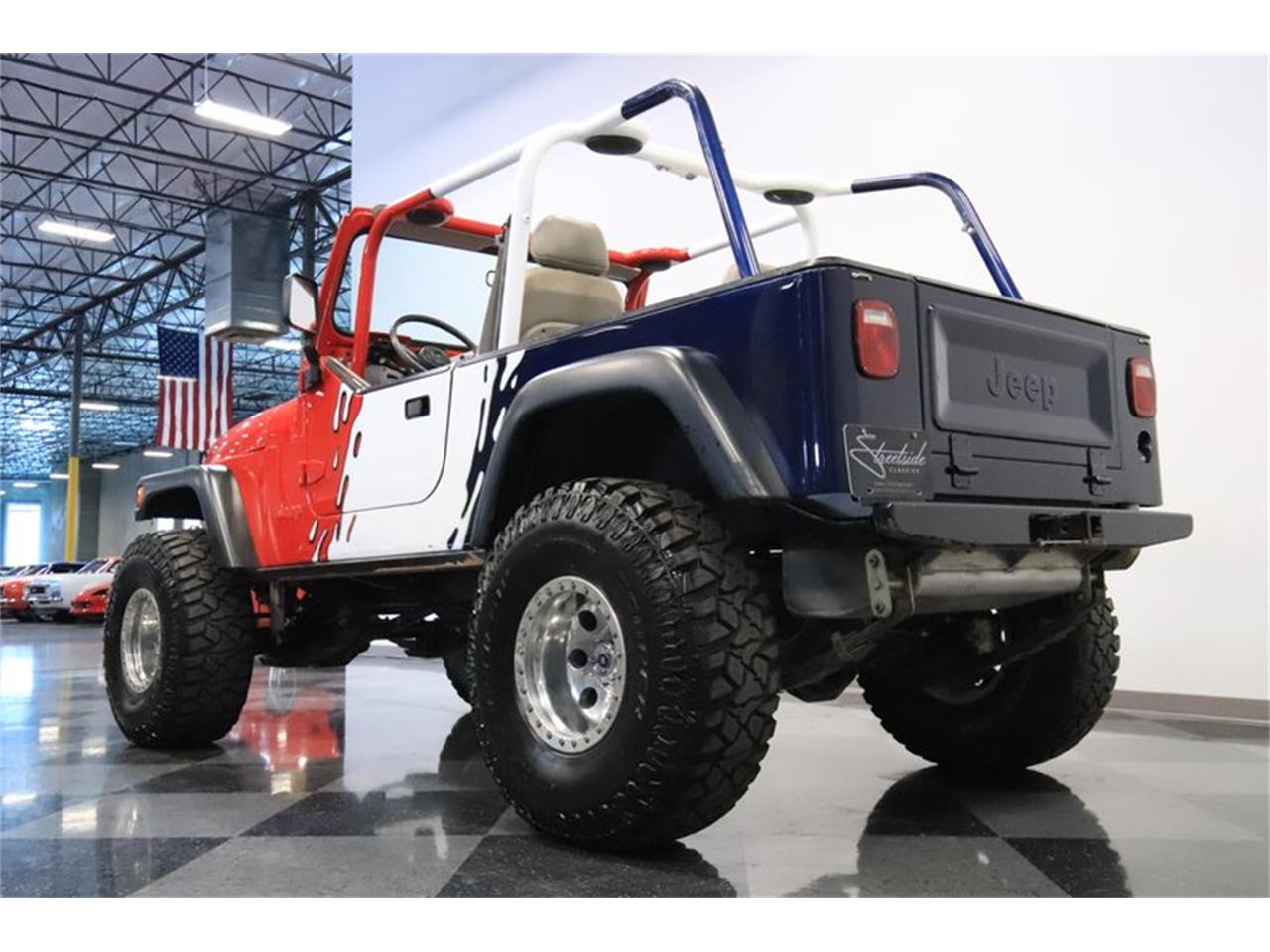 Large Picture of '83 Jeep CJ8 Scrambler Offered by Streetside Classics - Phoenix - Q5HM