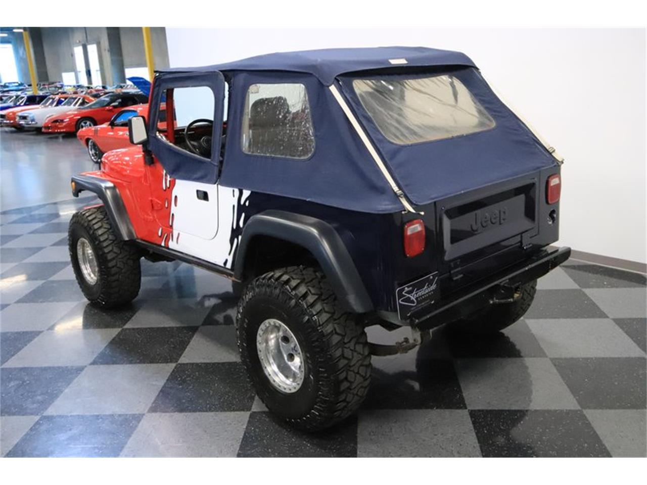 Large Picture of '83 Jeep CJ8 Scrambler located in Arizona Offered by Streetside Classics - Phoenix - Q5HM
