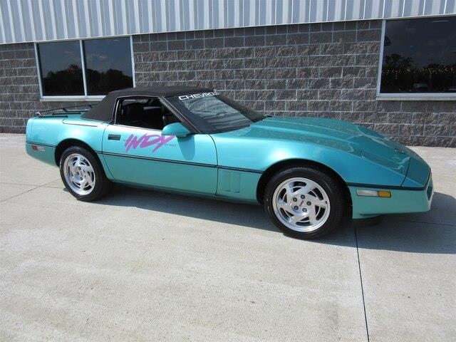 Picture of 1990 Corvette located in Greenwood Indiana - $21,500.00 Offered by  - Q6OE
