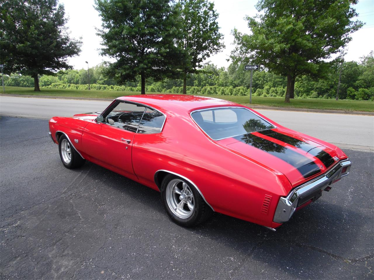Large Picture of Classic 1970 Chevelle located in Paris  Kentucky Offered by Central Kentucky Classic Cars LLC  - Q6P5