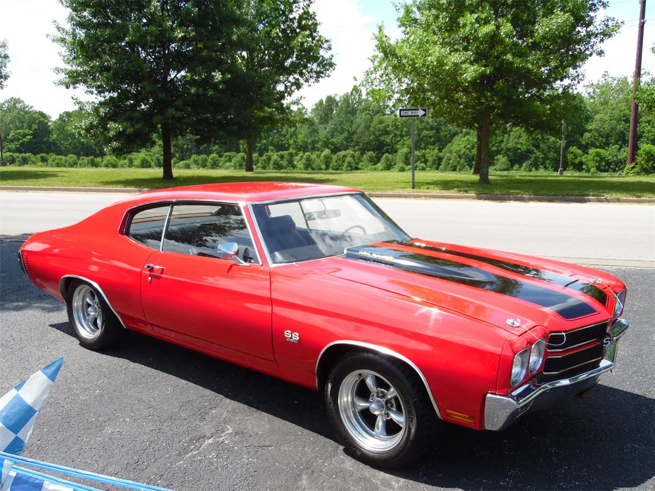 Large Picture of Classic '70 Chevelle located in Paris  Kentucky - $38,500.00 - Q6P5