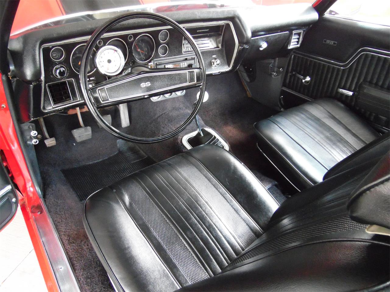 Large Picture of Classic 1970 Chevrolet Chevelle located in Paris  Kentucky - $38,500.00 - Q6P5