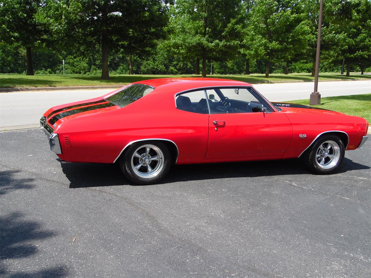 Large Picture of 1970 Chevelle Offered by Central Kentucky Classic Cars LLC  - Q6P5