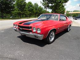 Picture of Classic 1970 Chevrolet Chevelle - $38,500.00 Offered by Central Kentucky Classic Cars LLC  - Q6P5