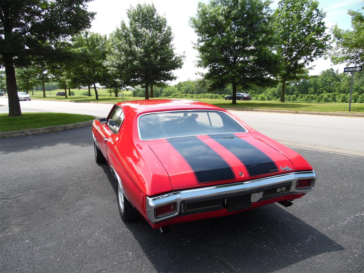Large Picture of Classic 1970 Chevelle - $38,500.00 Offered by Central Kentucky Classic Cars LLC  - Q6P5