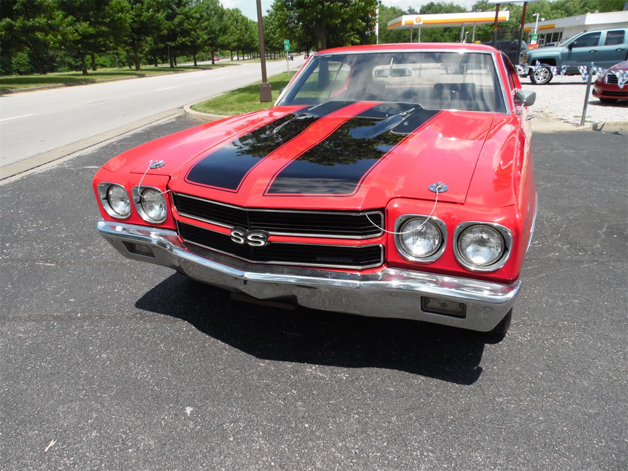 Large Picture of '70 Chevelle Offered by Central Kentucky Classic Cars LLC  - Q6P5