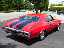 Picture of Classic 1970 Chevelle Offered by Central Kentucky Classic Cars LLC  - Q6P5