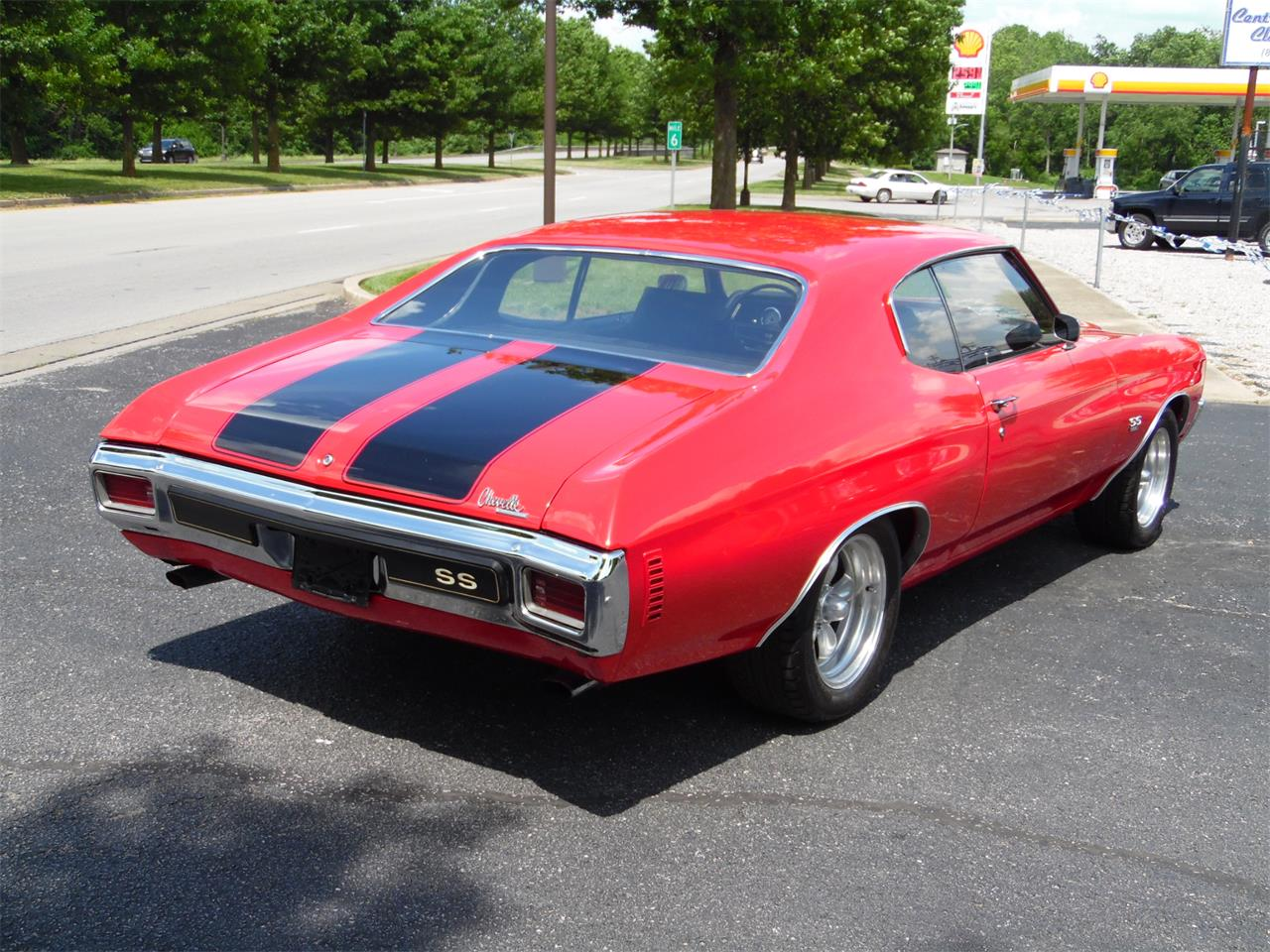 Large Picture of Classic 1970 Chevrolet Chevelle - $38,500.00 - Q6P5