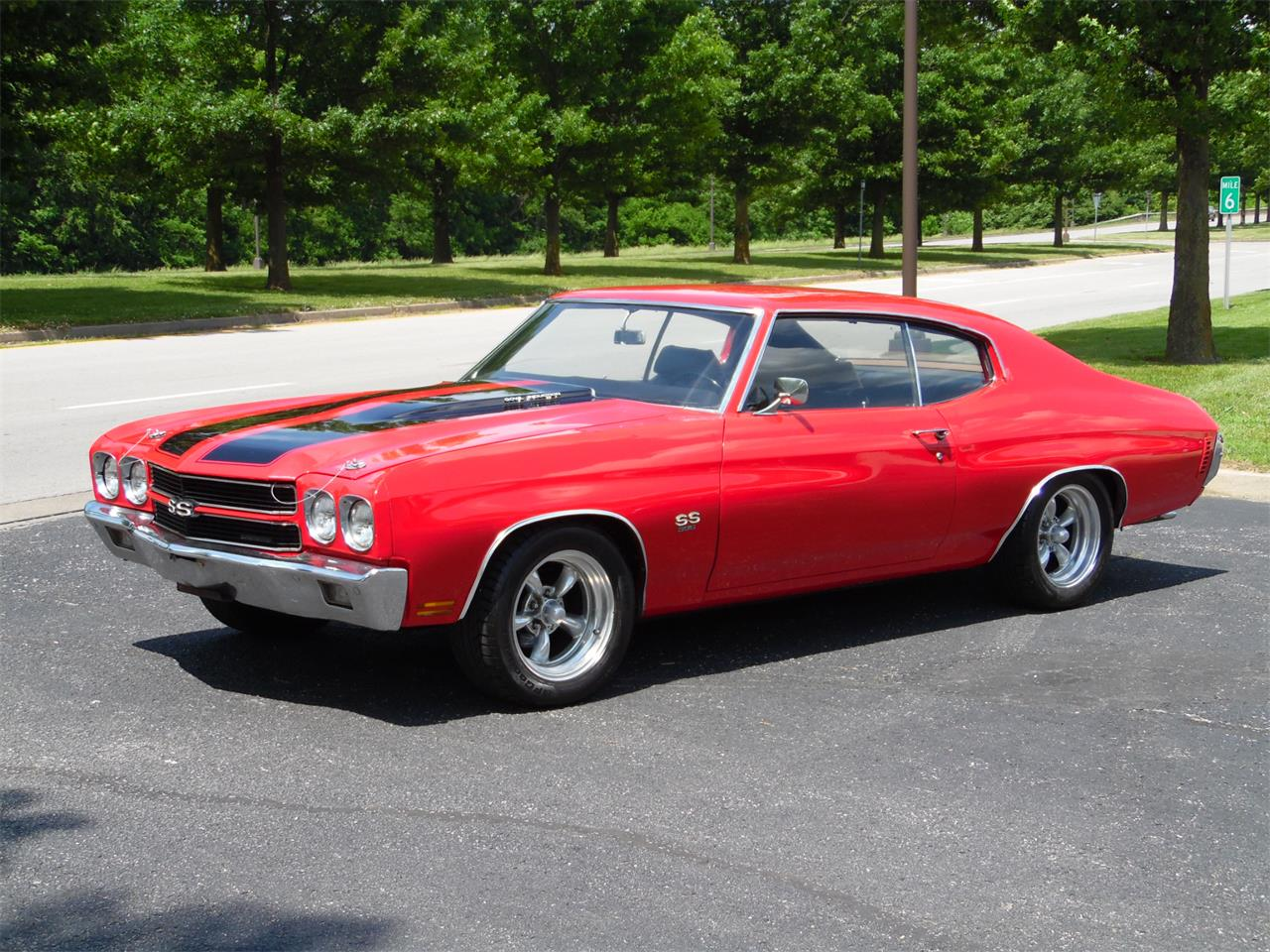 Large Picture of Classic '70 Chevelle - Q6P5