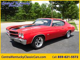 Picture of Classic '70 Chevrolet Chevelle Offered by Central Kentucky Classic Cars LLC  - Q6P5
