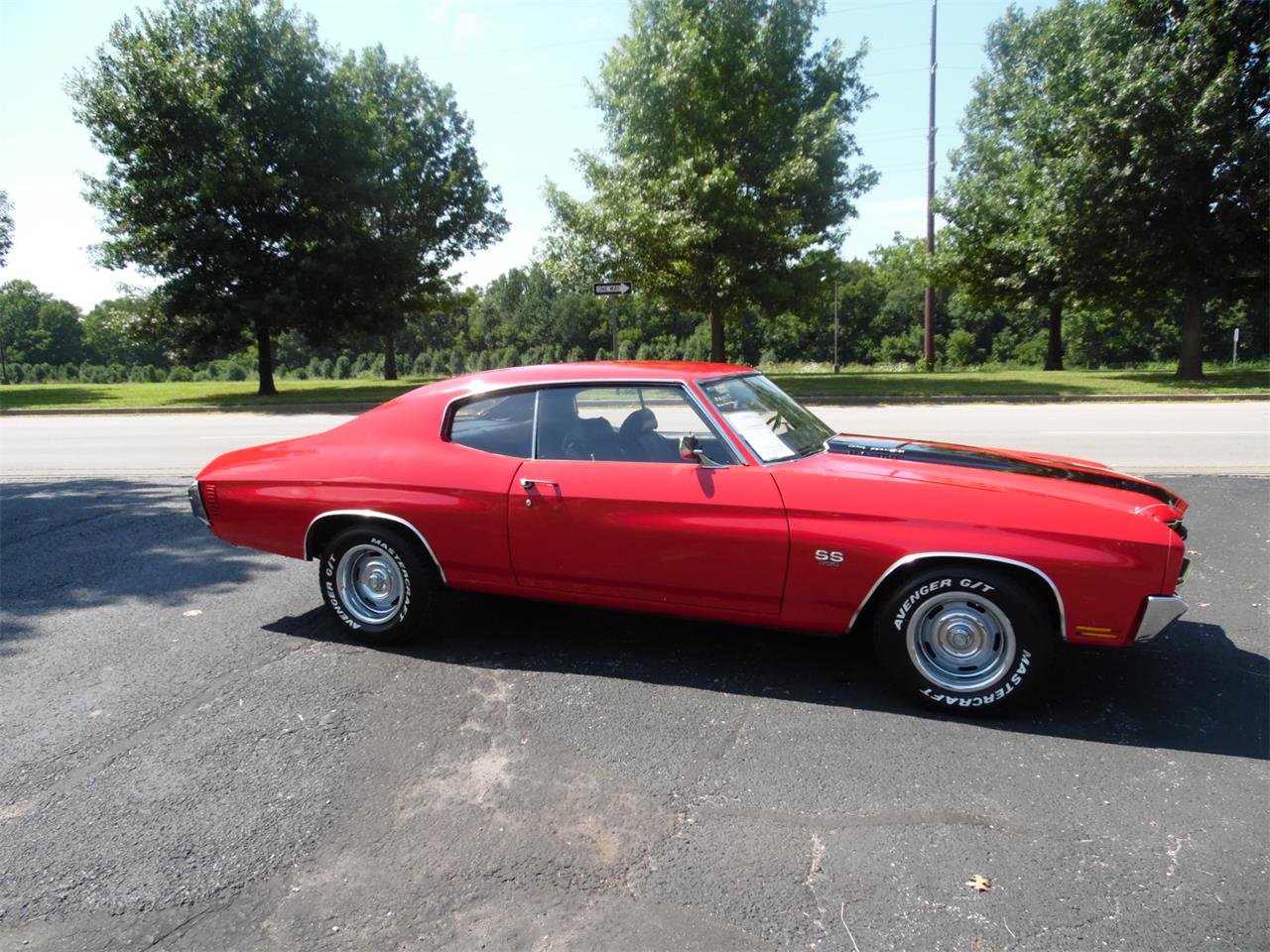 Large Picture of '70 Chevelle - Q6P5