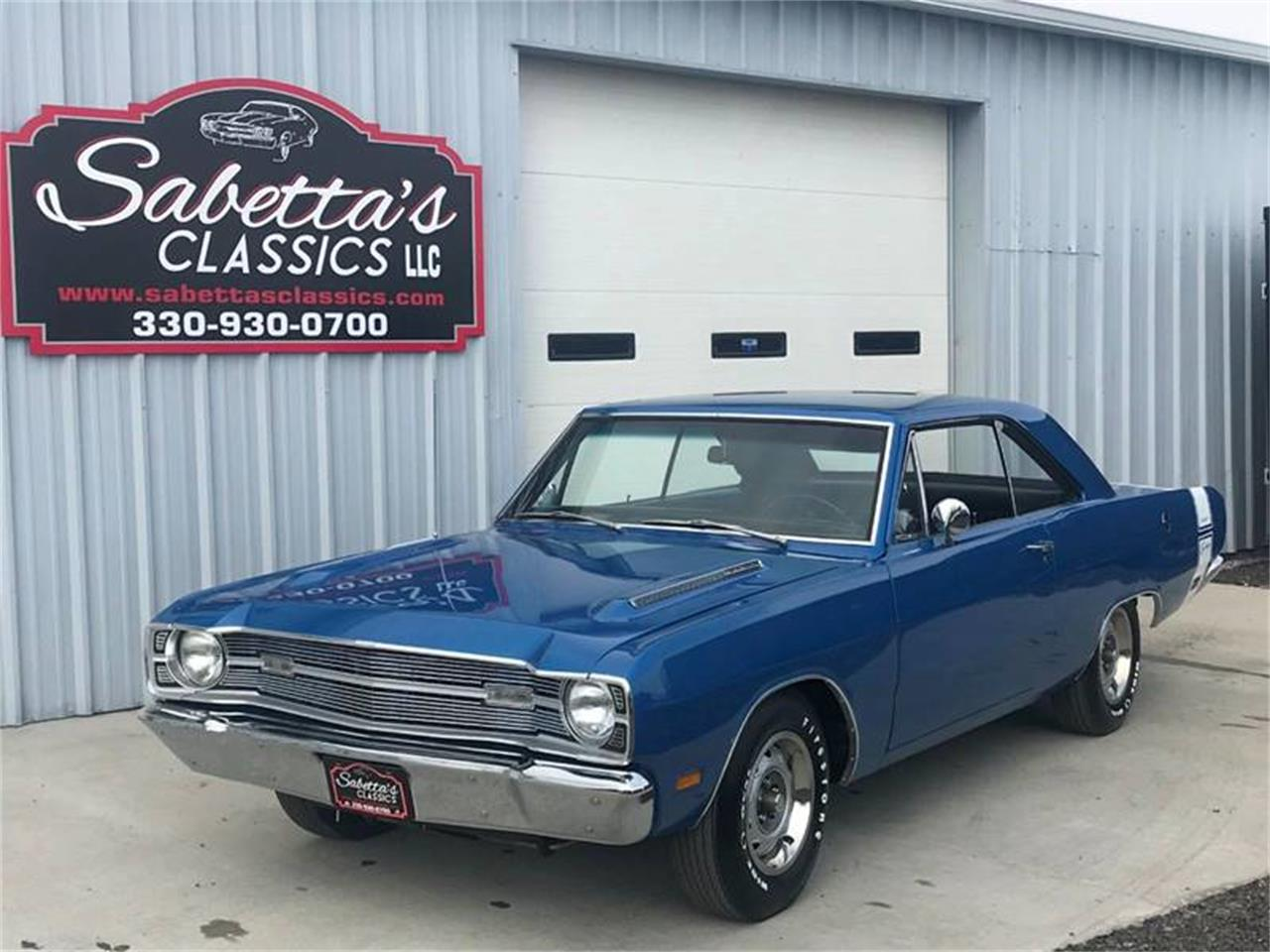 Large Picture of '69 Dart - Q6P6