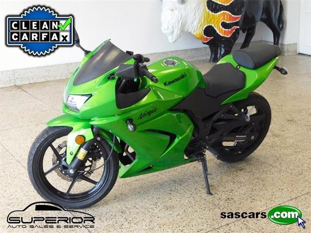 Picture of '12 Kawasaki Ninja Offered by  - Q5HQ