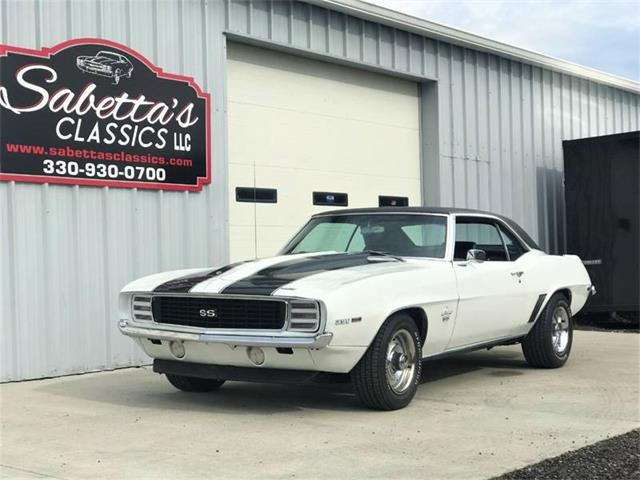 Picture of '69 Chevrolet Camaro Offered by  - Q6P8