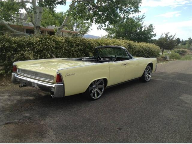 Picture of '62 Continental Offered by  - Q6PA