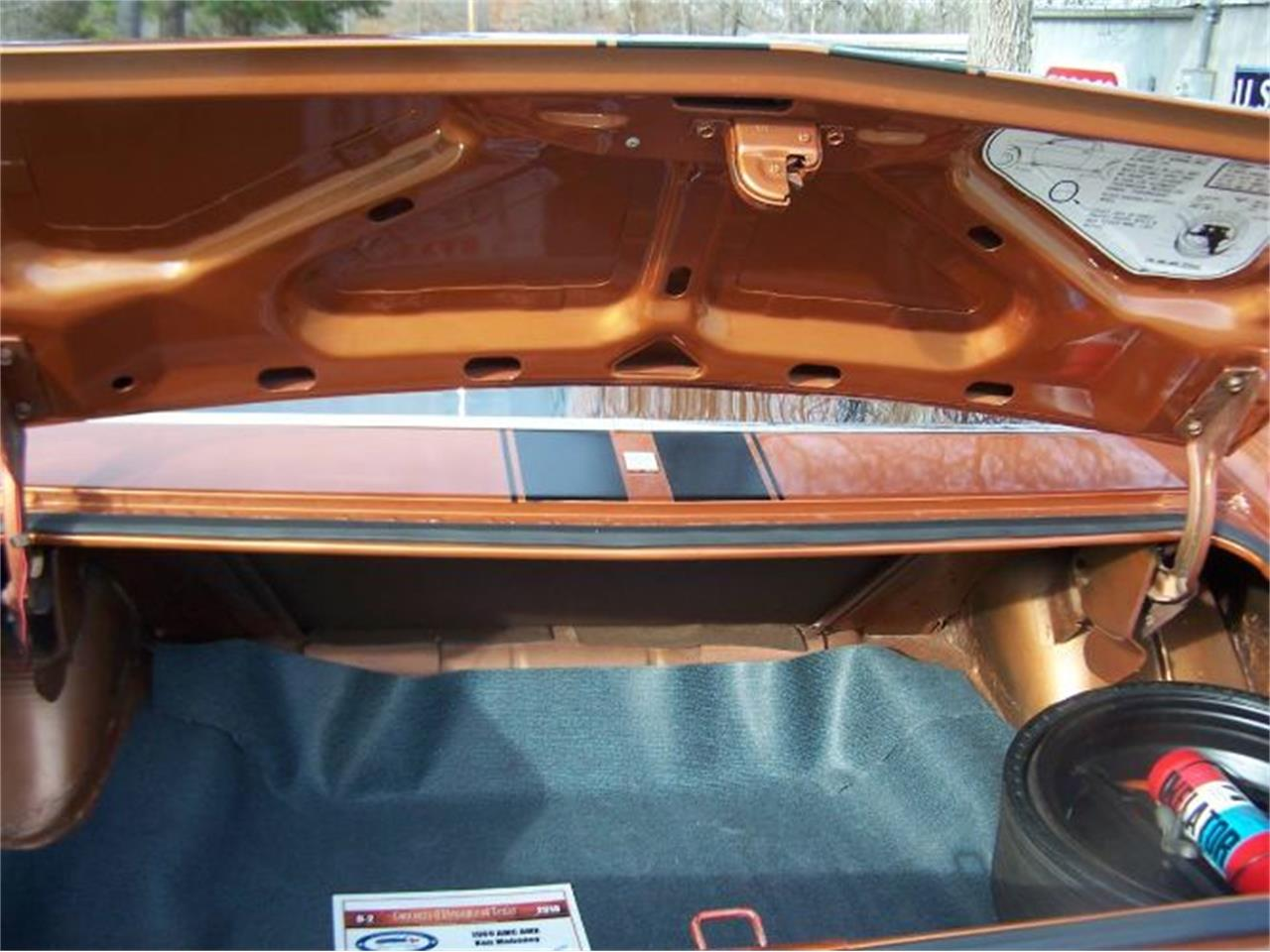 Large Picture of Classic '69 AMC AMX Offered by Classic Car Deals - Q6PC