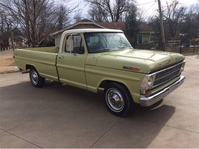 Picture of 1970 Ford F100 located in Cadillac Michigan - $10,995.00 Offered by  - Q6PF