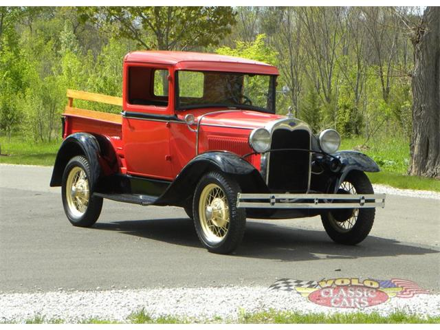 Picture of 1931 Ford Model A located in Volo Illinois - Q5HR