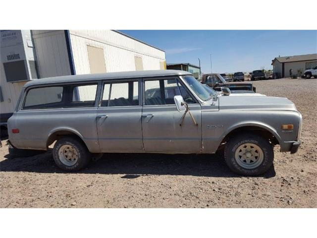 Picture of Classic 1971 Chevrolet Suburban located in Cadillac Michigan Offered by  - Q6PK