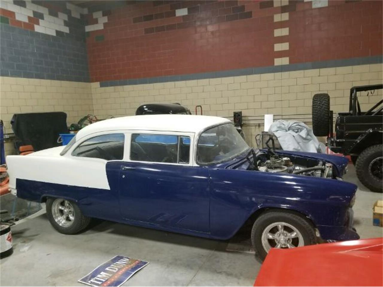 Large Picture of '55 Bel Air - Q6PV