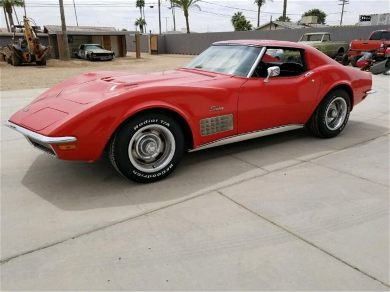 Large Picture of '72 Corvette - Q6PW