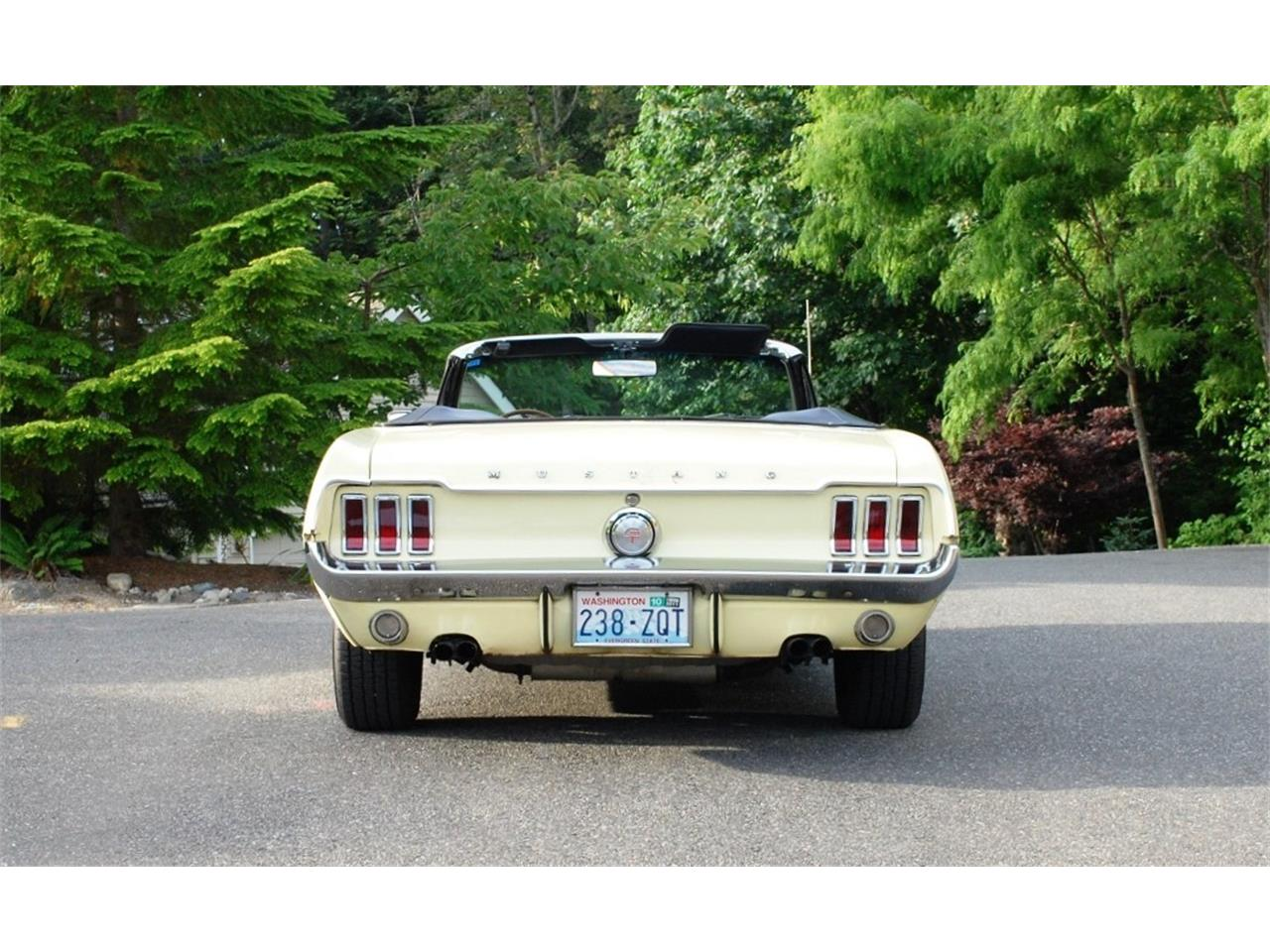 Large Picture of '67 Mustang GT - Q6Q4