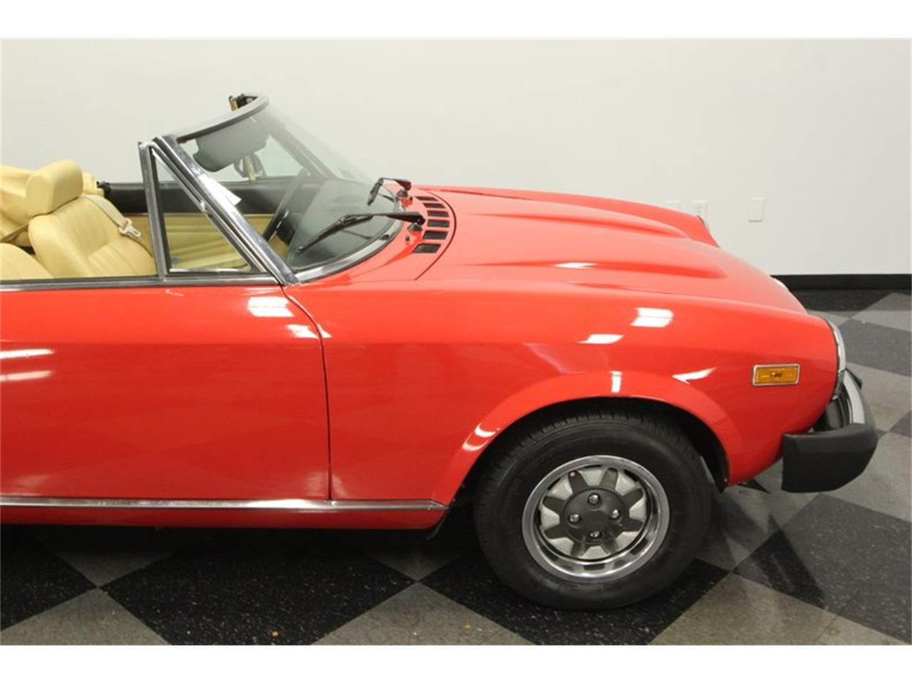 Large Picture of '80 Fiat Spider Offered by Streetside Classics - Tampa - Q5HU