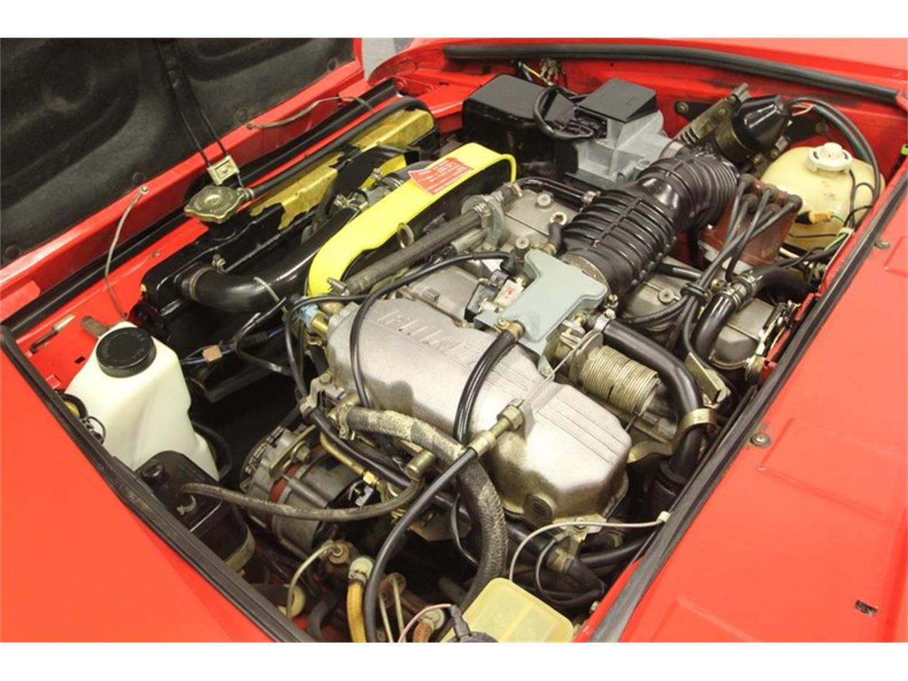 Large Picture of '80 Fiat Spider located in Florida Offered by Streetside Classics - Tampa - Q5HU