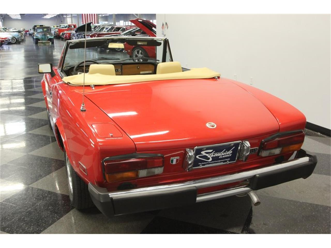 Large Picture of '80 Spider Offered by Streetside Classics - Tampa - Q5HU