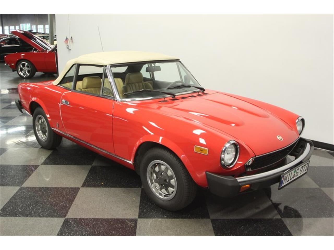 Large Picture of 1980 Spider located in Florida Offered by Streetside Classics - Tampa - Q5HU