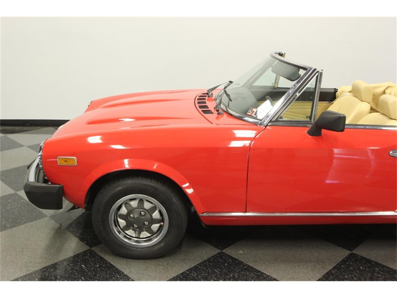 Large Picture of 1980 Spider located in Lutz Florida Offered by Streetside Classics - Tampa - Q5HU