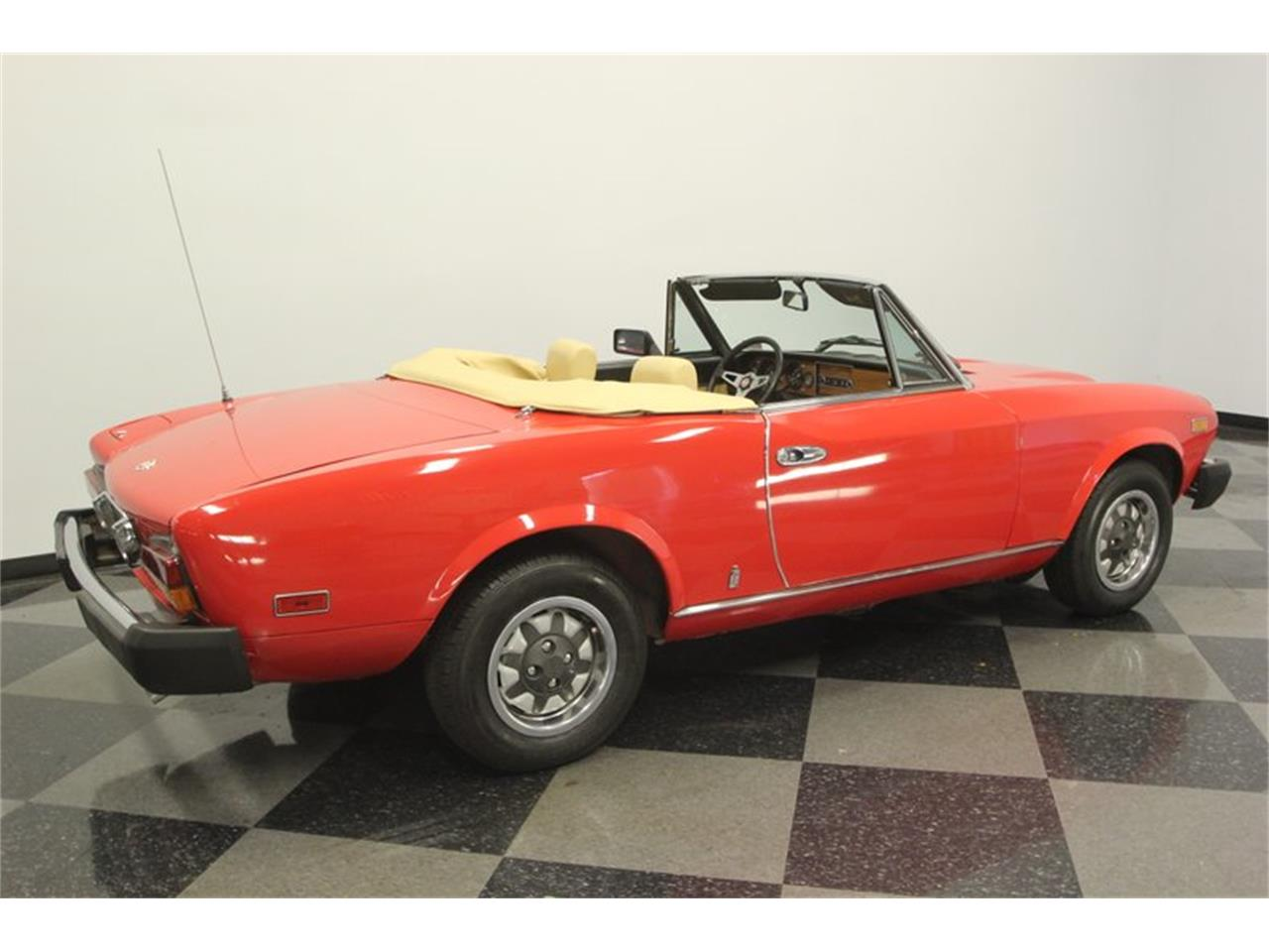 Large Picture of '80 Fiat Spider located in Lutz Florida - $21,995.00 Offered by Streetside Classics - Tampa - Q5HU