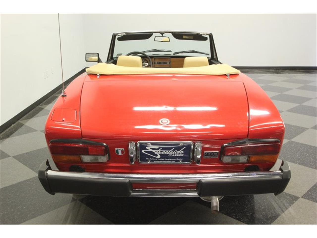 Large Picture of 1980 Fiat Spider - $21,995.00 Offered by Streetside Classics - Tampa - Q5HU