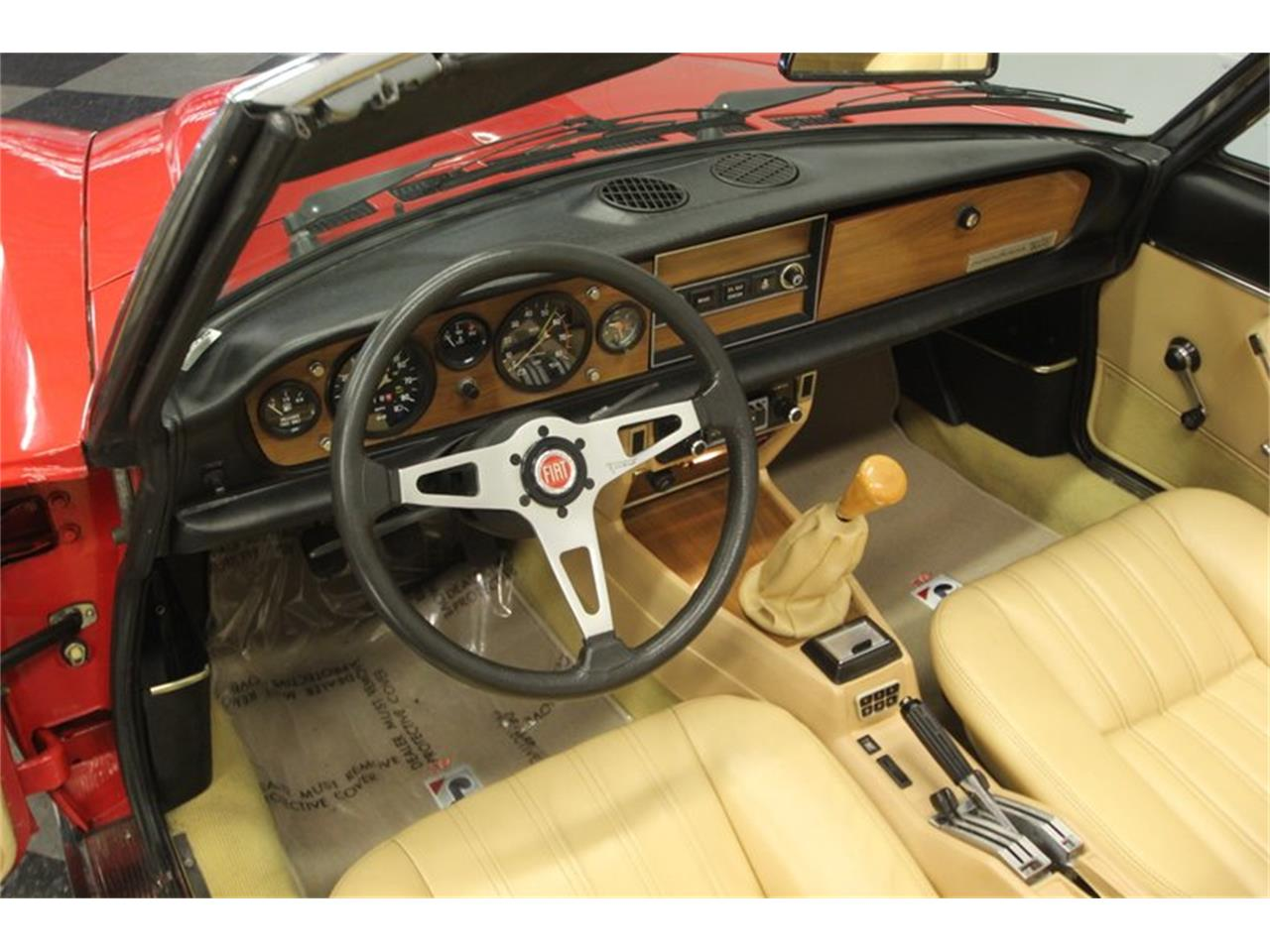 Large Picture of '80 Fiat Spider located in Lutz Florida - Q5HU